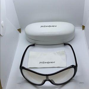 Yves Saint Laurent authentic Aviators sunglasses